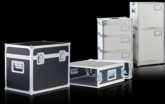 Produzione flight cases professionali su misura for Case vittoriane su misura